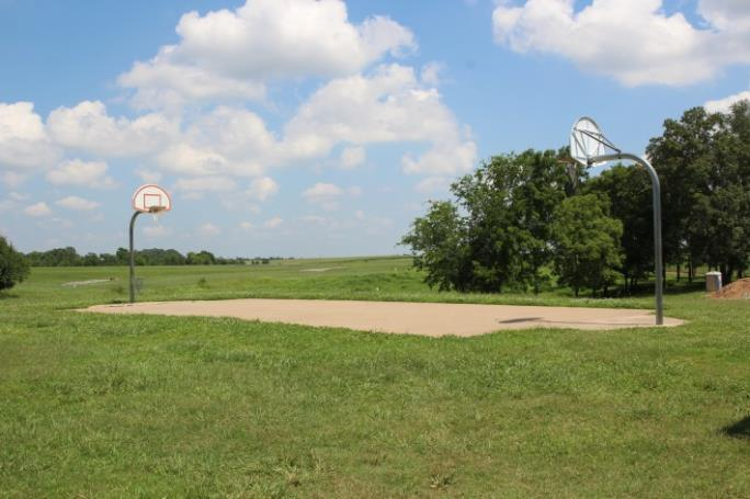 Barbara E. Johnson Park Basketball Court